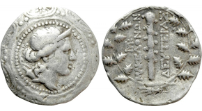 ATTICA. Athens. Tetradrachm (Circa 454-404 BC). Obv: Helmeted head of Athena right, with frontal eye.