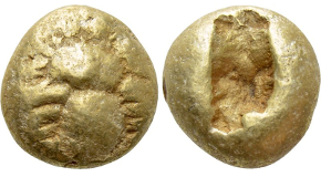 ATTICA. Athens. Tetradrachm (Circa 454-404 BC). Obv: Helmeted head of Athena right, with frontal eye. Rev: AΘE. Owl standing right, head facing; olive sprig and crescent to left; all within incuse square. Kroll 8; HGC 4, 1597. Condition: Near mint state; lustrous. Weight: 17.22 g. Diameter: 23 mm.