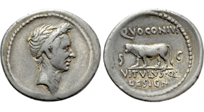 IONIA. Ephesos. Phanes (Circa 625-600 BC). EL 1/48 Stater. Obv: Head of stag right. Rev: Abstract geometric pattern within incuse square punch. Weidauer -; SNG von Aulock 7788; Numismatik Naumann 61, lot 213. Rare Condition: Very fine. Weight: 0.3 g. Diameter: 5 mm.